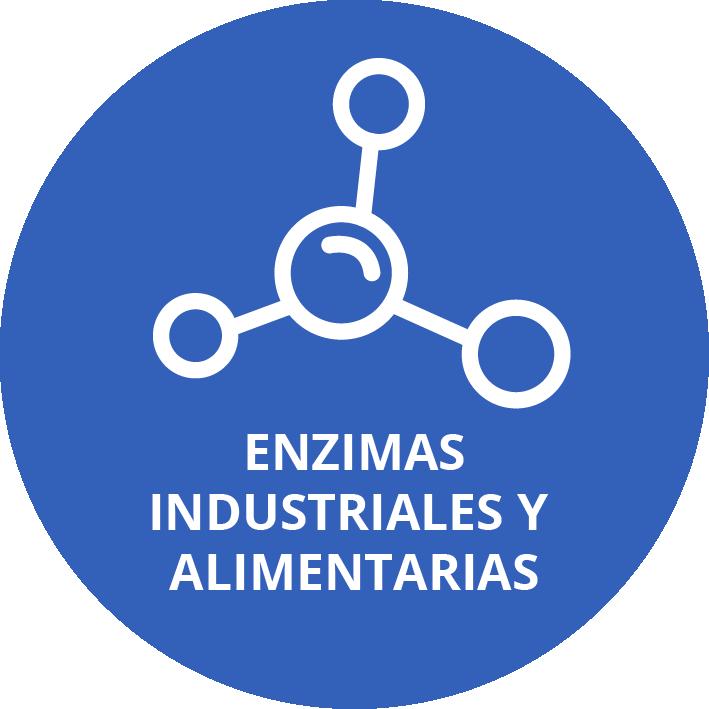 Enzimas industriales y alimentarias
