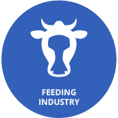 Feeding industry