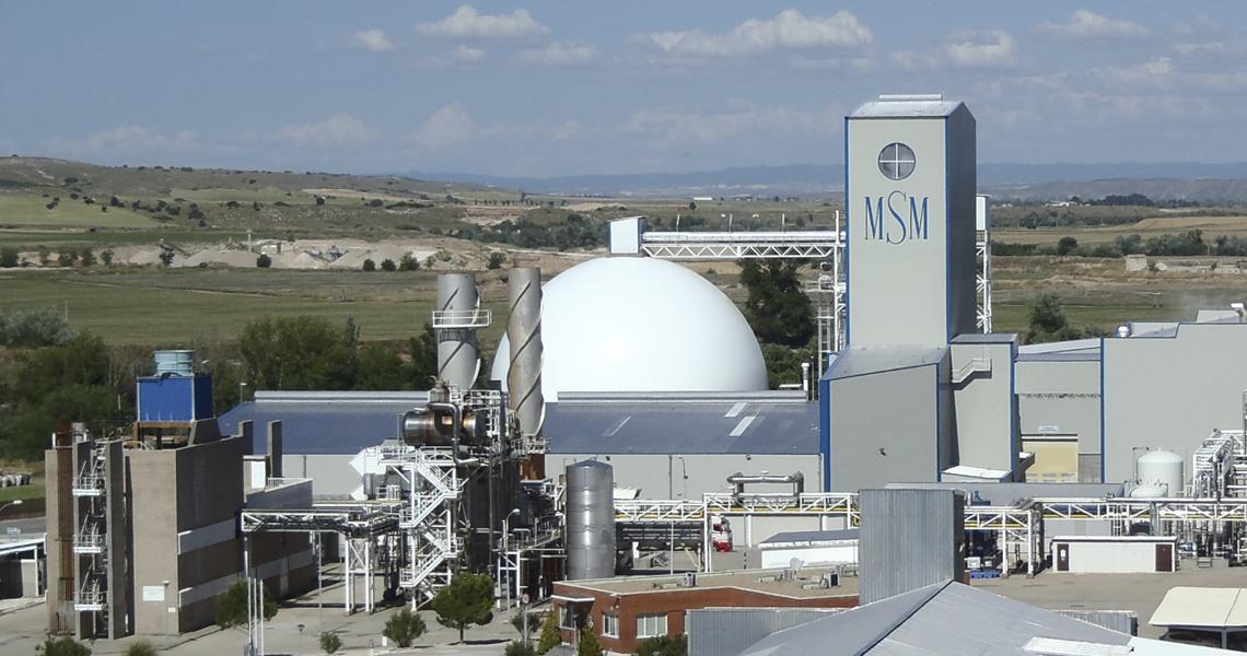 Minera Santa Marta Planta Industrial